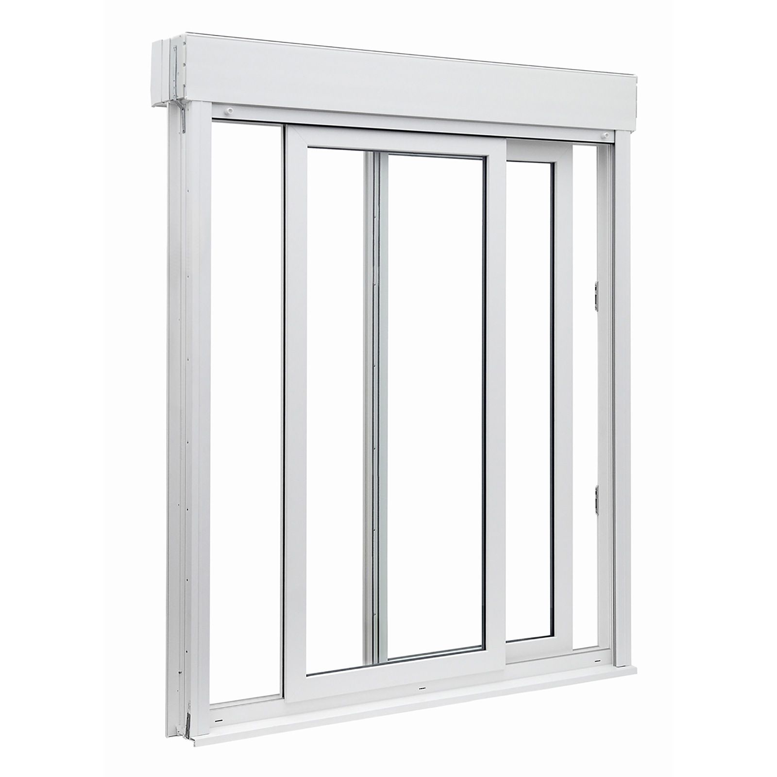 Fenêtre coulissante pvc