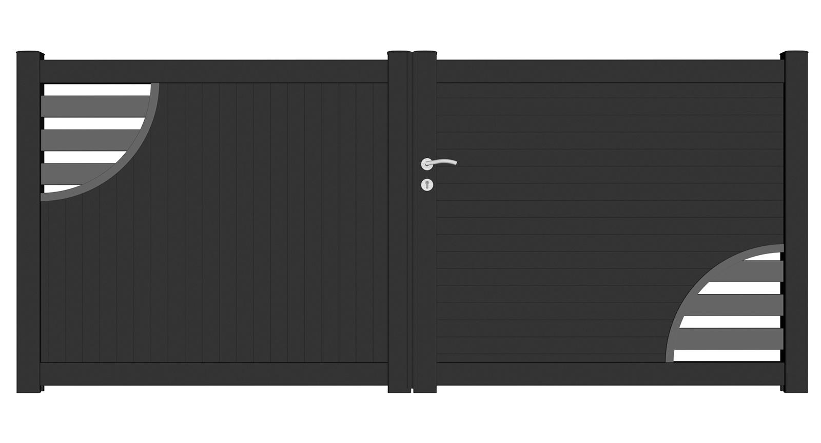 Portails Alu – Design