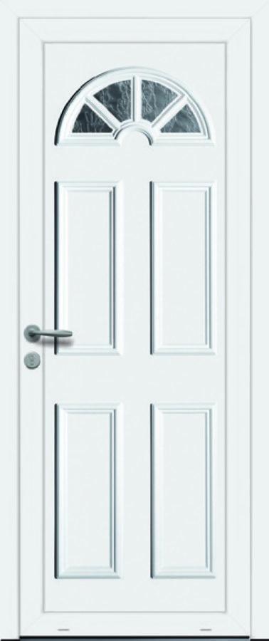 Porte classique en PVC