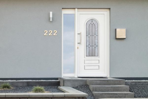 Porte PVC – Classique