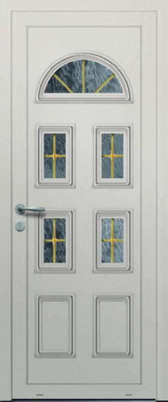 Porte d'entrée Alu – Classique