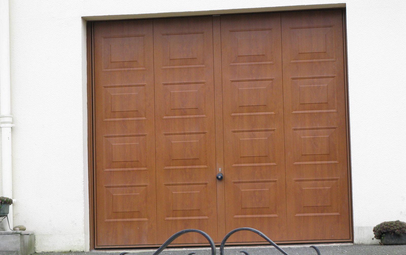 Banniere produit Porte de garage basculante