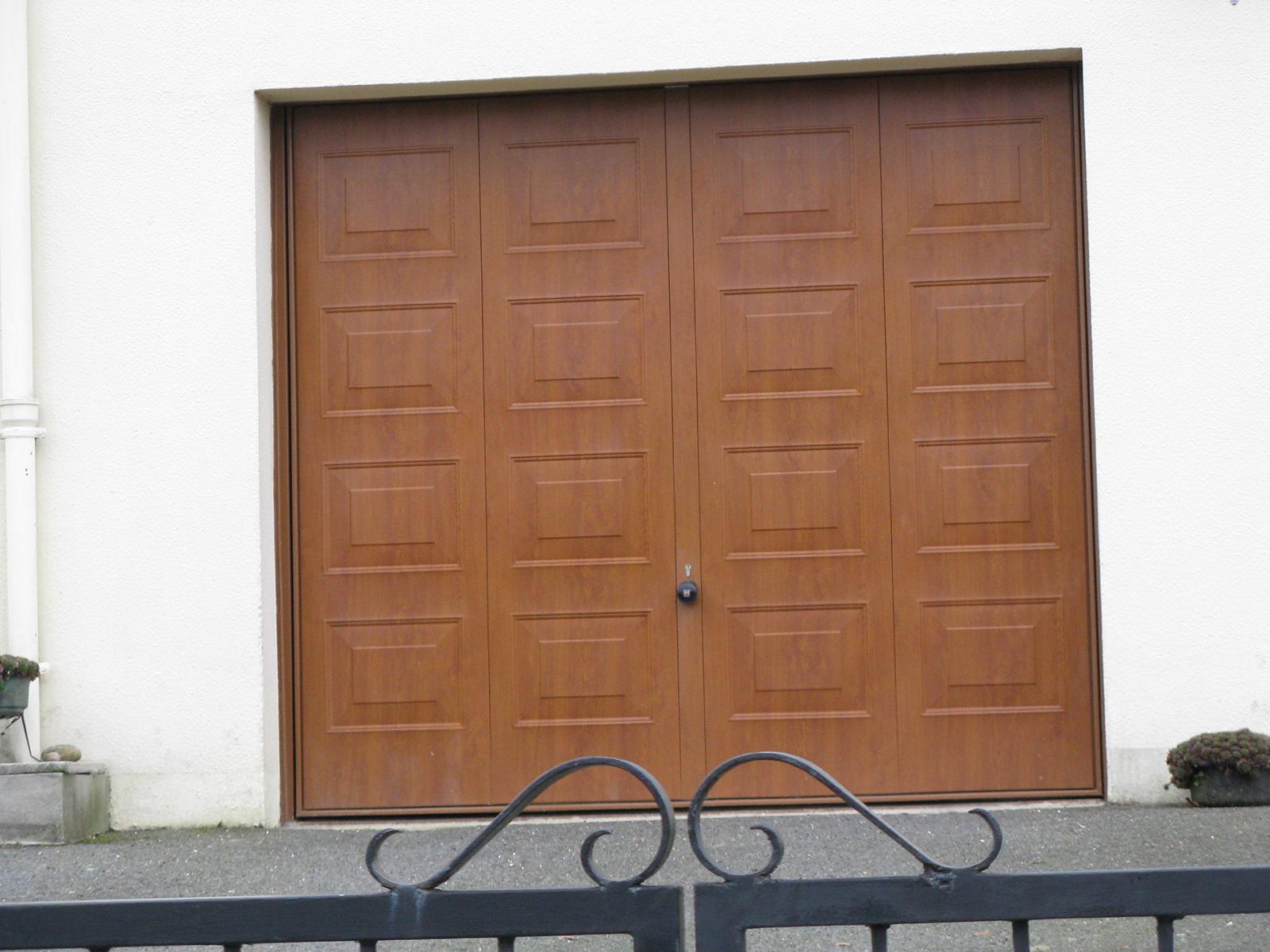 Banniere produit Portes de garage basculantes