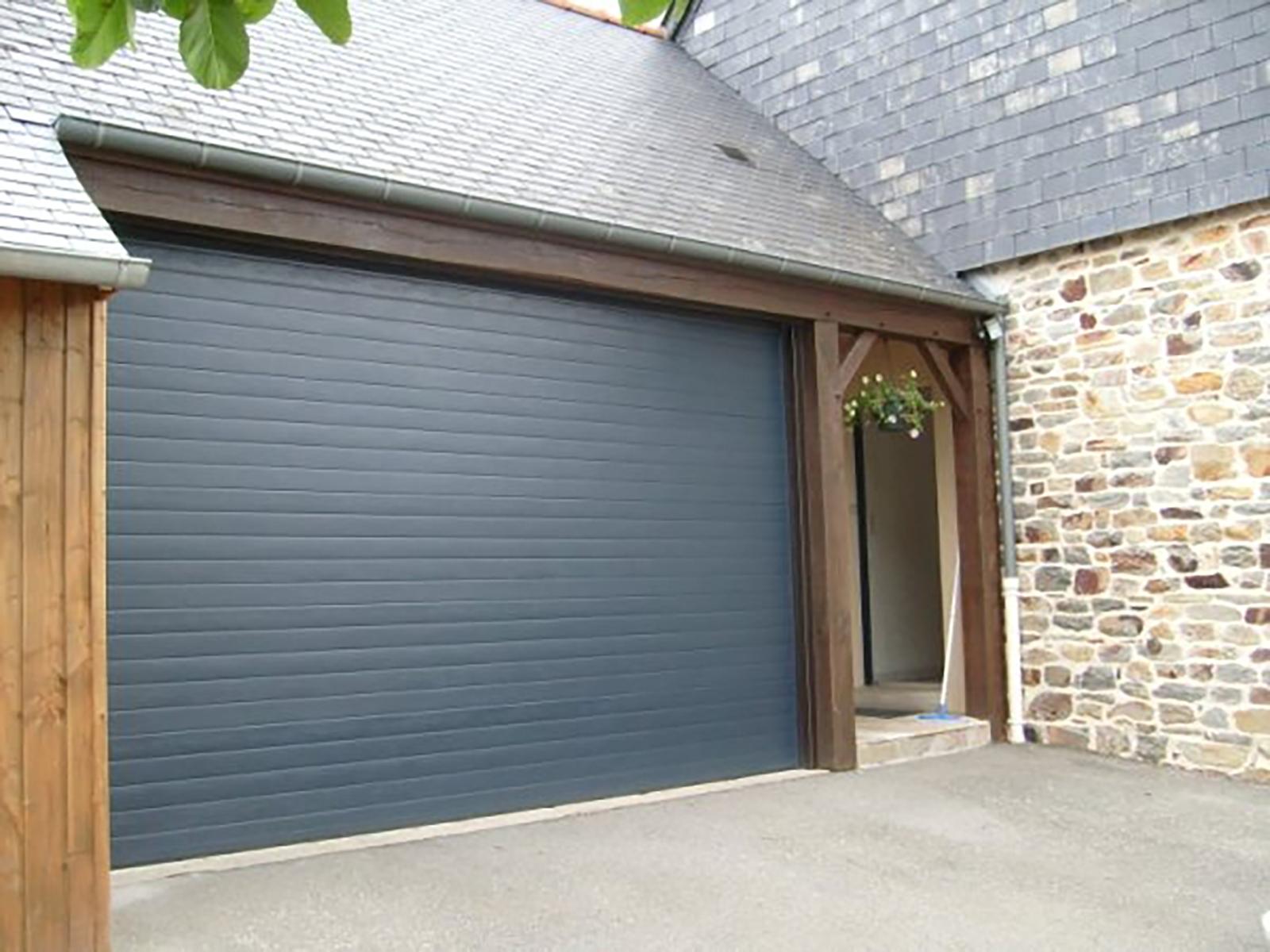 Banniere produit Portes de garage enroulables Roll'Matic