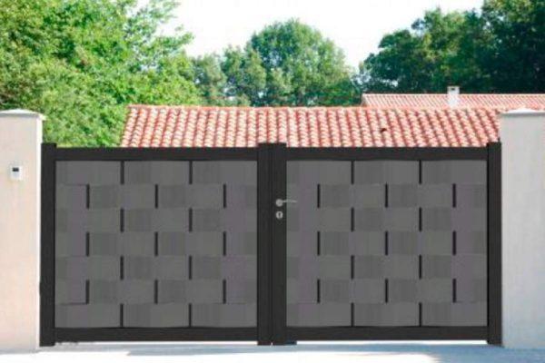 Portails Alu Gamme Design
