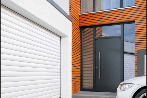 Portes de garage enroulables Roll'Matic