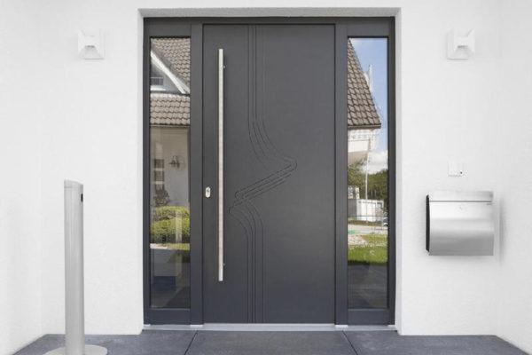 Portes Alu design