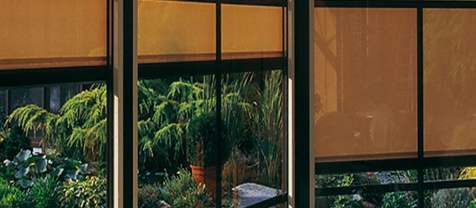Banniere produit Store vertical à coulisses intérieur