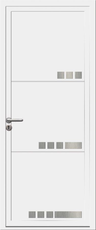 Porte PVC design