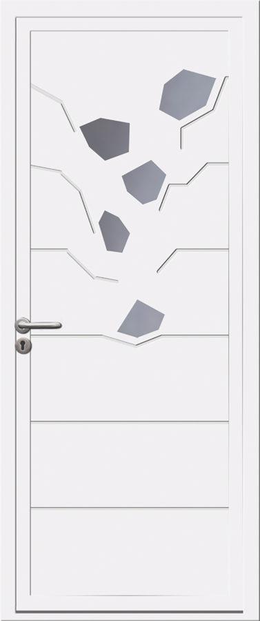 Porte PVC originale