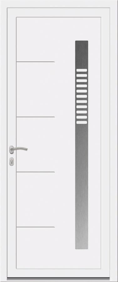 Porte PVC moderne et originale
