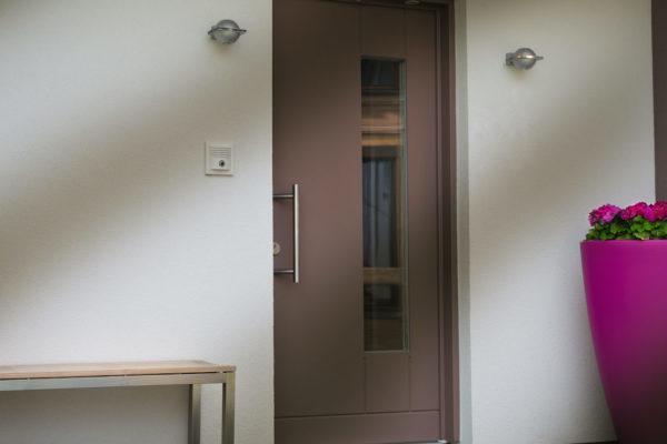 expertiseZoom sur… les portes Aluminium